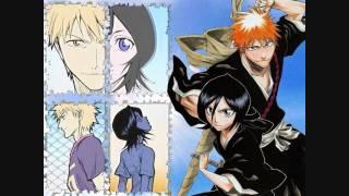 Bleach Beat Collection Rukia kuchiki (Fumiko Orikasa) ichigo Kurosa...