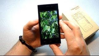 Highscreen Zera F Обзор бюджетного и компактного смартфона на mtk 6572 review