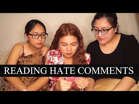 READING HATE COMMENTS!🤬🔥