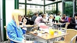 Typisch Wien: der Schanigarten