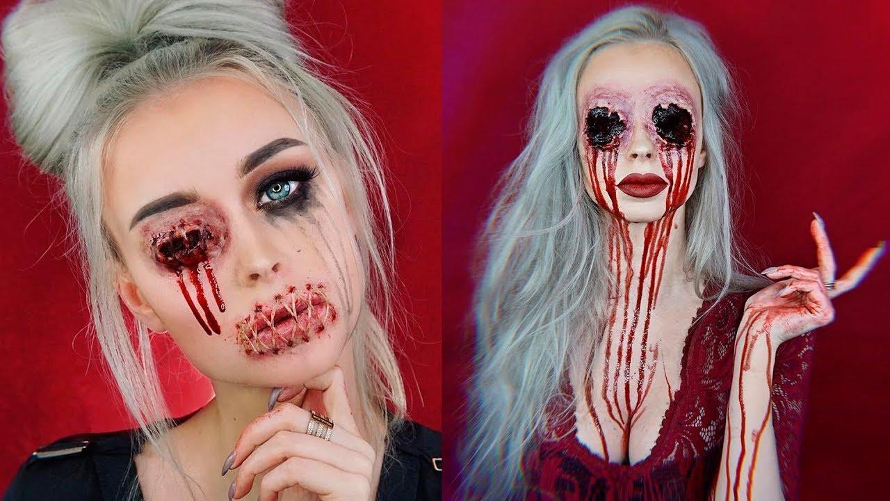 Halloween 2020 Special Effects Makeup ✦Special Effects Makeup Transformations Part 2 | Best Halloween