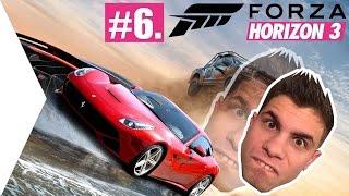 VETTEM EGY FERRARIT! | Forza Horizon 3.