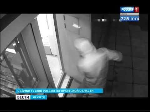 Вооружённый мужчина дважды пытался ограбить магазин в Усолье Сибирском
