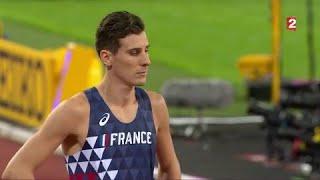 Mondiaux d'athlétisme : Pierre-Ambroise Bosse itinéraire d'un champion à Londres