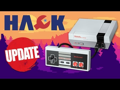 Update: NES Nintendo Classic Mini Hack jetzt mit 80+ Spielen, FDS-Games, Fan-Translations (Tutorial)