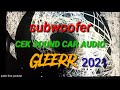 CEK SOUND AUDIO subwoofer Hip-Hop/Rap 2021
