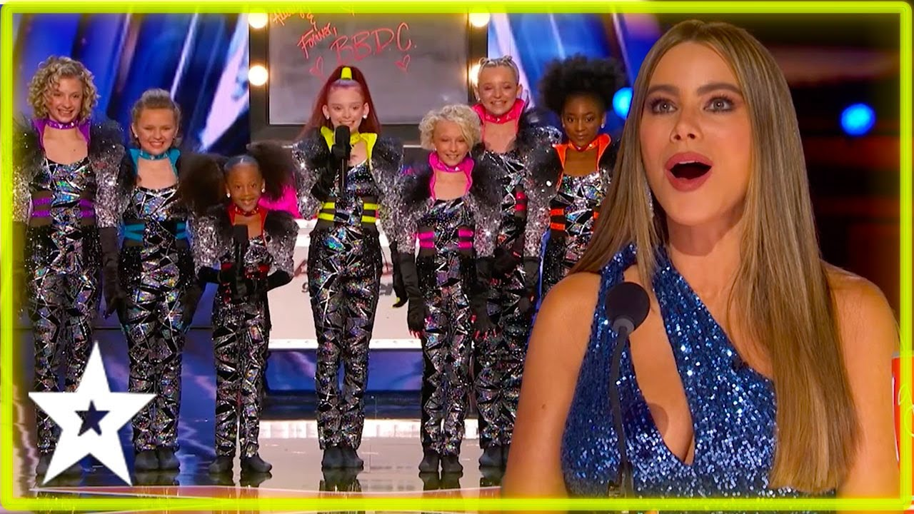 AMAZING Dancers Do INCREDIBLE Dance Route on America's Got Talent 2021 | Got Talent