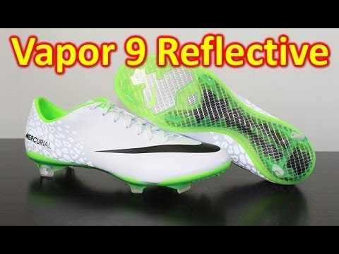 nowy autentyczny fantastyczne oszczędności świetne oferty Nike Mercurial Vapor 9 Reflective Pack - Unboxing + On Feet