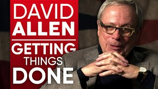 DAVID ALLEN - HOW TO GET THINGS DONE - Part 1/2 | London Real
