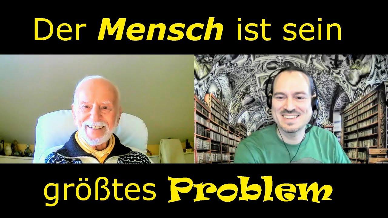 Download Der MENSCH ist sein eigenes größtes PROBLEM - Kurt Tepperwein & Sami Sires, Gespräch m. einem Freund