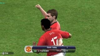 Pro Evolution Soccer 2010 on Dolphin Wii/GC Emulator (720p HD)