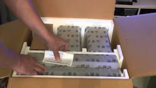 видео Yamaha NS-50F Black Акустическая система