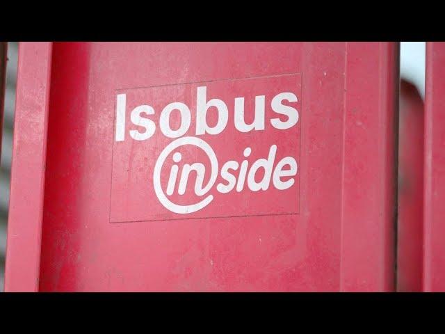 John Deere - Funciones Isobus del CommandPro