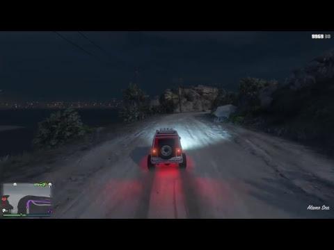 GTA 5 Gunrunning DLC featuring MY RATON CANYON BUNKER