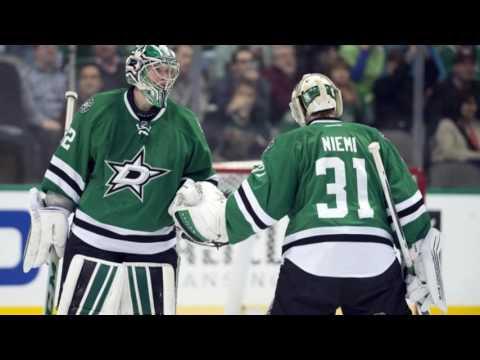 Dallas Stars goaltending problem video