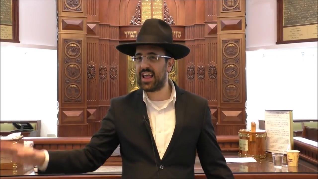 הגאון הרב מאיר אליהו I חמשה שבועות בלי הרב מאיר אליהו I הגדה של פסח