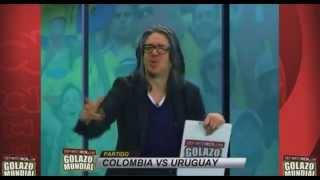 """Martin De Francisco VS El Calviche Bocon """"Carlos Antonio Velez"""""""