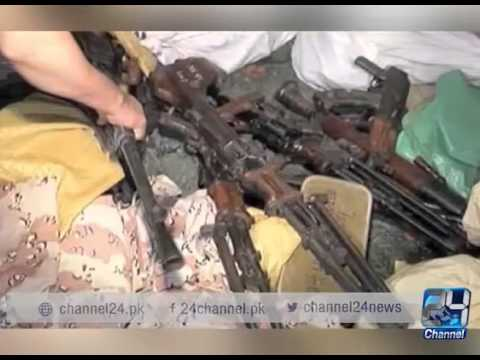 24 Report: Rangers operation in Karachi, MQM's target killer Kashif arrested