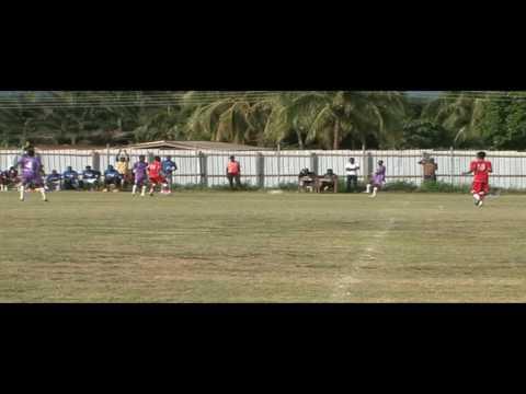 KING SOLOMON FC vs VISION FC/ 1st Half