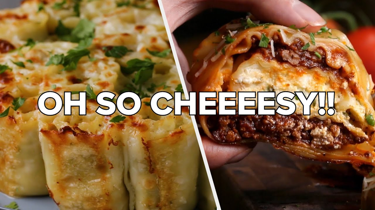 Tasty S Cheesiest Lasagna Recipes Tasty