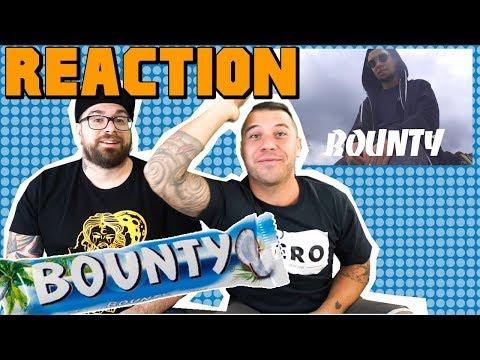 VICTOR HUGO NICO - BOUNTY | RAP REACTION 2017 | ARCADE BOYZ