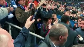 NEYMAR GETS ANGRY PUNCHES FAN AFTER PSG LOST AGAINST RENNES IN THE FINAL. FULL VIDEO
