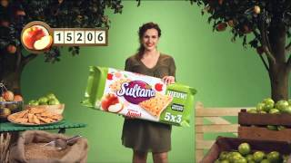 Sultana - TV commercial Sultana Appel