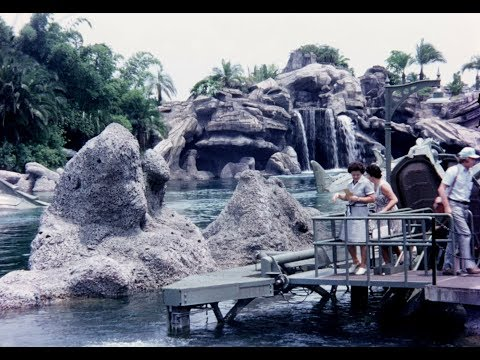 - Disney's Magic Kingdom in the late 70's