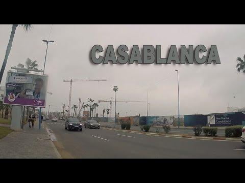 "43 Касабланка, Марокко. Casablanca, Morocco. Серия 43. ""World for Love""."