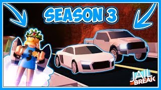 [FULL GUIDE] JETPACKS, Audi R8, Raptor & More!? | Jailbreak Season 3 Update - Roblox