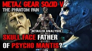 Repeat youtube video MGS5 Cypher Files Analysis - SKULL FACE and Psycho Mantis Possibly Related? - The Phantom Pain