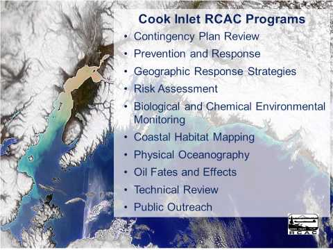 Cook Inlet RCAC Presentation