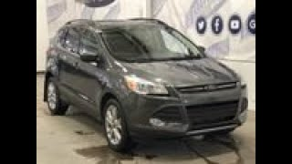 Pre-owned 2015 Ford Escape SE W/ 2.0L EcoBoost, Leather Overview | Boundary Ford