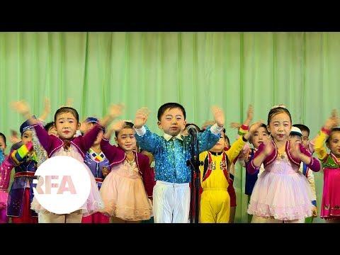 North Korea's Children Sing Songs Of Loyalty | Radio Free Asia (RFA)