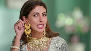 KALYAN JEWELLERS, AHMEDABAD (Shweta Bachchan Nanda) - Mehendi