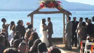 South Lake Tahoe Fall Wedding Jerry&Myrna   October 11th 2015