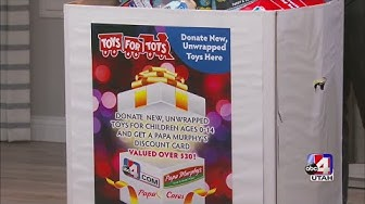 Toys For Tots 2019 Preview