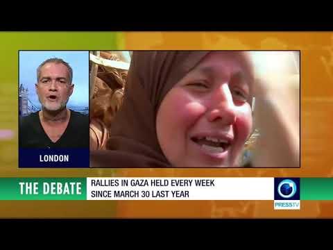(KOK) Ken O'Keefe - Press TV 'The Debate' Gaza, Palestine (April 4, 2019)