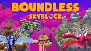 Boundless Skyblock - Official Trailer