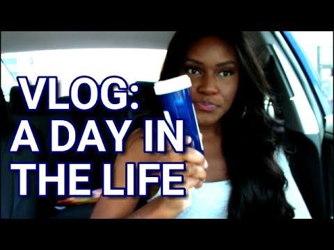 Vlog Nigerian Food Beauty Supply Store Doggy Meds New Phone Car Ride Karaoke
