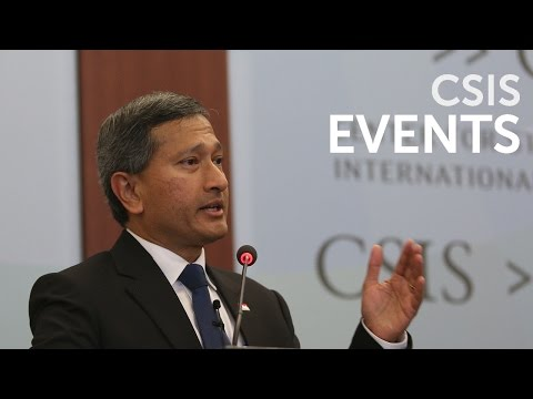 Statesmen's Forum: Vivian Balakrishnan, Minister for Foreign Affairs, Singapore