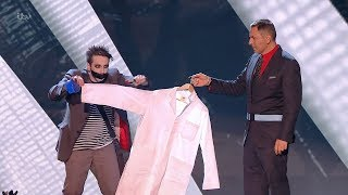 Download Britain's Got Talent The Champions Tape Face 4th Round Audition Mp3 and Videos