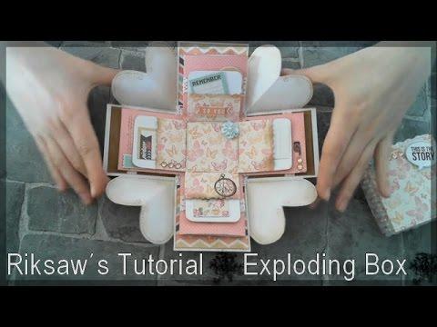 diy-[tutorial-#1]-exploding-box-[with-english-sub]