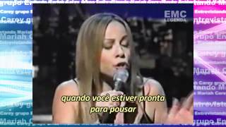 (Tradução) Butterfly - Mariah Carey (ao vivo)