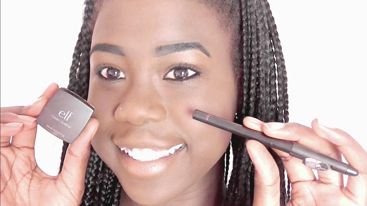 Eyebrow Pencil Vs Eyebrow Gel Comparison Youtube