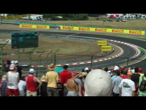 hungaroring F1 2013