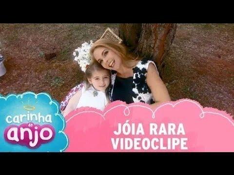 Carinha De Anjo Joia Rara Com Letra Ao Vivo Lucero Youtube