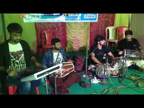 Shankar tiwari or parti jagran show& musical group(5)