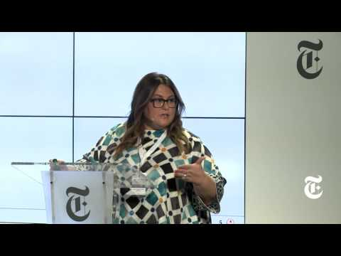New York Times | International Luxury Conference | 2016 | Day 1 | Can you quantify goodness?