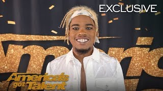 Brian King Joseph Recalls His Epic Performances Throughout AGT  Americas Got Talent 2018